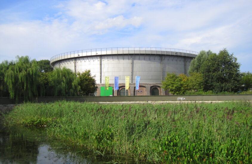 Westergasfabriek and Westerpark