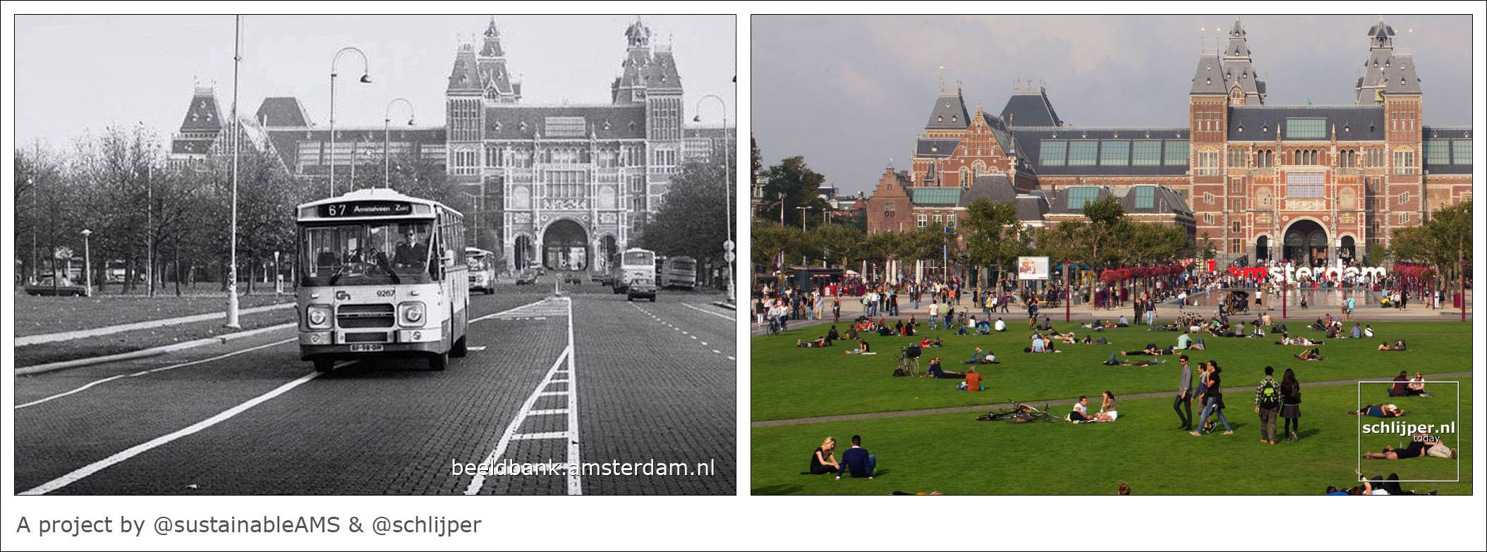 Museumplein comparison