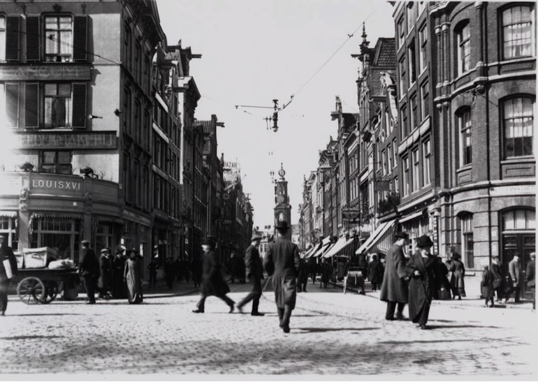 Reguliersbreestraat1905