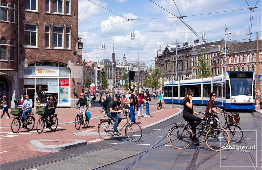 The Future of the Car in Amsterdam
